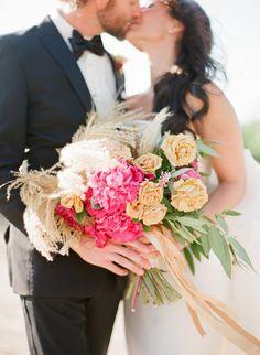 Featured Photographer: Megan Sorel; Wedding bouquet idea.