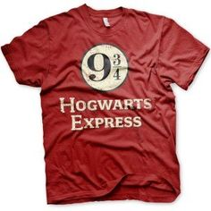 T-Shirt Harry Potter Hogwarts Express Platform 9 Pokemon Merchandise, Fallout Merchandise, Merchandise Shop, Bioshock, One Punch Man, Mode Geek, Game Of Thrones, Avengers, Nerd