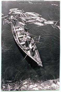 Logging Bateau