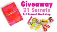 Giving away a copy of the workshop at iHanna's creative blog www.ihanna.nu - right now!