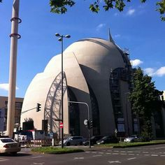 Colonia Mosque - Germany
