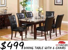 Flannery Dining Set Home Pinterest Dining Sets