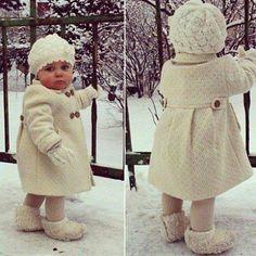 Mooie winteroutfit