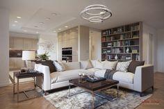 Luxusný byt, Praha Praha, Couch, Glamour, Furniture, Home Decor, Settee, Decoration Home, Sofa, Room Decor
