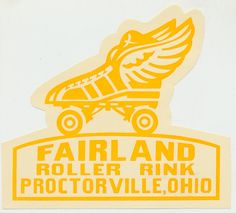 Fairland Roller Rink - Proctorville, Ohio | by The Cardboard America Archives