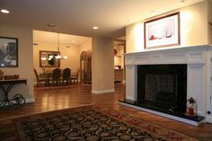 Possible fireplace remodel