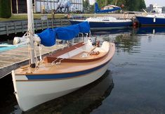 Jackrabbit a Houdini dinghy. Jack Rabbit, Dinghy, Great Lakes, Cruise, Sailing Boat, Design, Jon Boat, Cruises, Sailboats