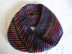 nelleke maakt van alles: Möbius sjaal