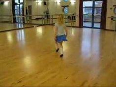 Irish Dancing Practice - Hop (Single) Jig♥♥♥
