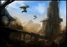 New World by ~Patrick Reilly on deviantART
