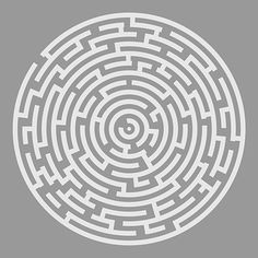 Labyrinthe, Puzzle, Riddle