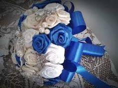 Resultado de imagem para casamento azul royal e dourado