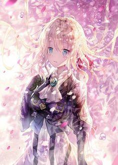 Violet Evergarden Quot My Girls Violet Evergarden Anime Manga Kawaii, Kawaii Chibi, Manga Anime, Anime Art, Tokyo Ghoul, Violet Evergreen, One Punch Anime, Violet Garden, Violet Evergarden Anime