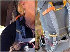 Rain Snow Sleet Sun Exposure All part of a hiker's life. A lightweighthiking umbrellais standard in my backpacking kit. It can fend off heat stroke and exhaustion. In rain, it is the difference b...