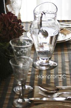 Bohemia Glassware