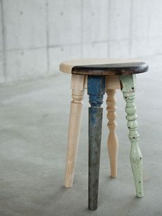 How to successfully combine several stools into one!