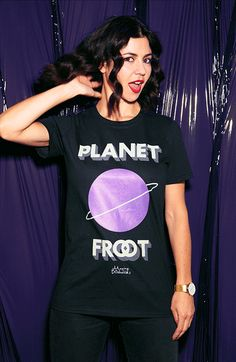 Marina and the Diamonds. Neon Nature Tour merchandise