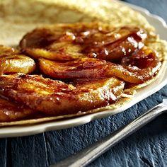 Spiced Apple Pancake Filling recipe - From Lakeland