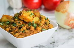 Simple Veggie Curry from Tasty Vegetarian