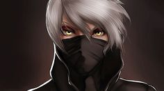 Masked Anime Guy - High Definition Wallpapers - HD wallpapers
