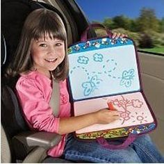 Aquadoodle toys had to have been created by a parent! They fulfill the need of Moms and Dads everywhere who want to offer their children creative...