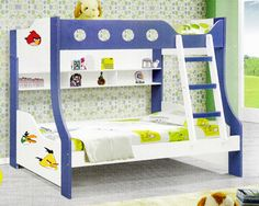 The 44 Best Bunk Bed Images On Pinterest Children Furniture Car