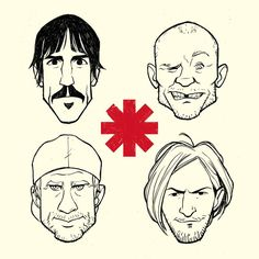 Red Hot Chili Peppers - bigtoe142@hotmail.com
