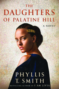 The Daughters of Palatine Hill - Ancient Roman fiction is a must for me.  Releases tomorrow (2/16/16).