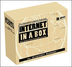 Before there were commercial Internet service providers, there was Internet In a Box.