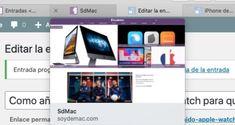 Una de las opciones que se añadieron a Safari hace unas cuantas versiones atrás de macOS, es la de previsualizar... Pulsar, Mac Os, Safari, Apple, Tutorials, Apple Fruit, Apples