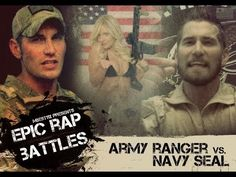 Epic Rap Battle: Navy Seal vs. Army Ranger  SOFOperatorNation — Another funny ass video from the homie Mat. This...