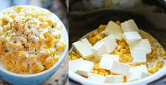 This easy slow cooker creamed corn will make you ditch the canned version forever