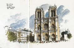 Notre-Dame de Paris by Luis_Ruiz, via Flickr