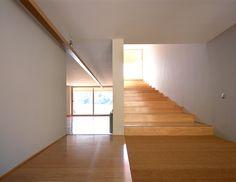 Escaleras: Casa Paz - Arturo Franco, Fabrice van Teslaar #arquitectura