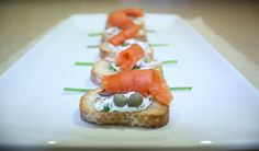 Smoked Salmon Amuse-Bouche