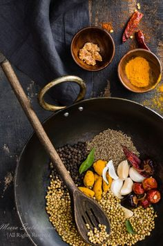 indian food Spices for Authentic South Indian Garlic Pepper Rasam Indian Food Recipes, Asian Recipes, Vegetarian Recipes, Cooking Recipes, Rasam Recipe, Food Menu Design, Homemade Spices, Nutrition, India Food
