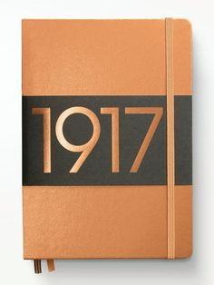 Leuchtturm1917 100th Anniversary Edition A5 Journal - Copper