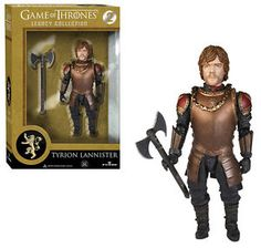 FUNKO Legacy Collection Game of Thrones Tyrion Lannister Series 1 Mint Condition #Funko #GameOfThrones