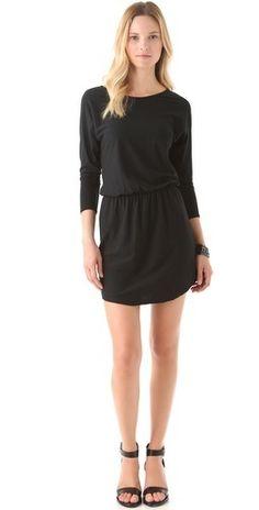 So Low Jersey Mini Dress       $77.00