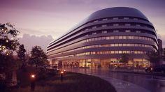 OVO Wroclaw by Gottesman-Szmelcman Architecture