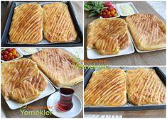 Sivas Katmeri Tarifi | Resimli Yemek Tarifleri Hayalimdeki Yemekler
