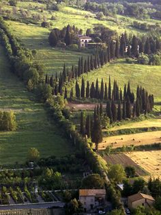 {take me away № 35 | the charming farmhouses of italy} by {this is glamorous}, via Flickr