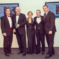 We are proud winners at the Cornwall Tourism Awards 2014!