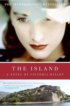 {The Island by Victoria Hislop} - historical fiction leper colony I Love Books, Great Books, Books To Read, My Books, Teen Books, Historical Fiction Books, I Love Reading, Reading Lists, Book Authors