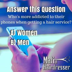 THANK YOU! Your answers and comments ma u be used in an upcoming #salonspachat blog.