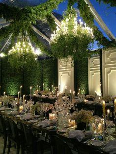 Tented Garden Wedding    #lebaneseweddings #inspiration