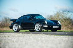 1991 Porsche 964 Turbo - Silverstone Auctions