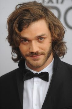 Lorenzo Richelmy Charms in Formal Emporio Armani Look at 'Marco ...