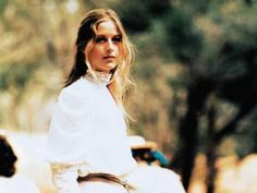 Photo: Picnic At Hanging Rock, Anne-Louise Lambert, 1975 : 19th Century England, Picnic At Hanging Rock, New Movies, White Dress, 18th, Stage, Events, Beauty, Dresses