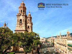EL MEJOR HOTEL DE MORELIA. En 1990, el centro histórico de la ciudad de Morelia fue declarado Zona de Monumentos Históricos. No se pierda la oportunidad de visitar esta bella ciudad y conocer, cada uno de los imponentes recintos arquitectónicos que la conforman. En Best Western Plus Morelia, le invitamos a hospedarse en nuestras confortables instalaciones e iniciar su recorrido por Michoacán. http://www.bestwesternplusmorelia.com.mx